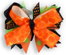 Cutest Pumpkin Bow