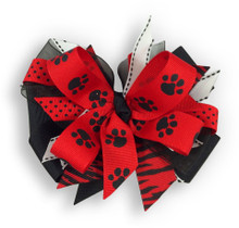 Paw Pride Red Bow