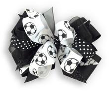 Soccer Ball Bow
