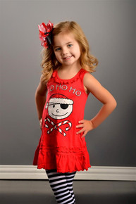 Yo Ho Ho Girls Dress