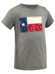 Boys Texas Flag Tee
