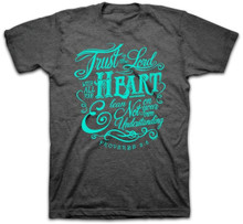 Trust In The Lord Women's Kerusso Tee