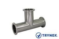 Trynox Sanitary Clamp Equal Tee