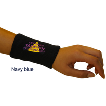 Tachyon Wristbands are Tachyonized to help wrist ailments: carpal tunnel, arthritis, strains, sprains, tendonities, burns, rashes and repetitive motion activities. Navy Blue Long