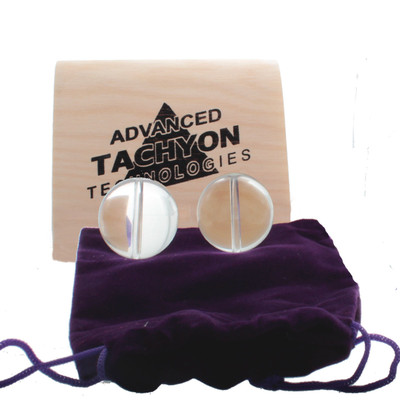 Tachyonized Ultra-Spheres are a sacred tantra Tachyon product. Use them and awaken sexual desire, increase orgasmic pleasure, stimulate the yoni, and heal sexual trauma.