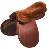 English Sheepskin Seat Cover