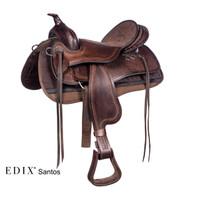 """EDIX """"Santos"""" Treeless Saddle"""