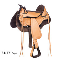 "EDIX ""Equis"" Treeless Saddle"