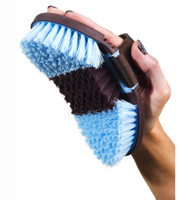 """HIPPO-TONIC"" Softgrip Flexible Body Brush"