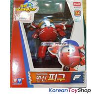 Super Wings PIGU Transformer Robot Toy Season 2 New Character