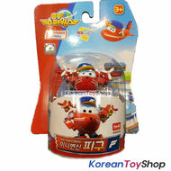 Super Wings Mini PIGU Transformer Robot Toy Season 2 New Character