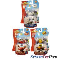 Super Wings Mini SAETBYEOL PIGU DOODOO 3 pcs Transformer Robot Toy Season 2 New