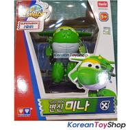 Super Wings MIRA / MINA Transformer Robot Toy Season 2 New Version