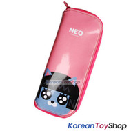 KAKAO Friends NEO Character Dining Tool Case with Zipper for Spoon Fork Chopst