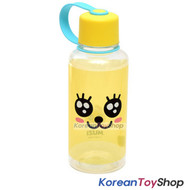 KAKAO Friends MUZI Easy Handle Water Bottle 380ml Tritan Made in Korea