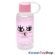 KAKAO Friends APEACH Easy Handle Water Bottle 380ml Tritan Made in Korea
