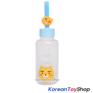 KAKAO Friends RYAN Silicone Handle Water Bottle 380ml Tritan Made Korea Original