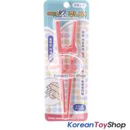 Edison Training Chopsticks for Junior Right Handed red Original
