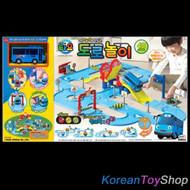 Korean Animation The Little Bus TAYO Play Street Toy Set - Assemble Type