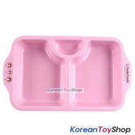 PINKFONG Corn Food Tray Easy Light for Kids BPA Free Made in Korea Original