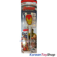 Marvel Avengers Ultron Training Chopsticks Stainless Steel BPA Free Step 2