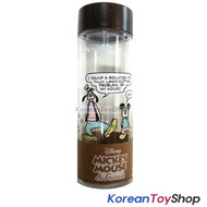 Disney Mickey Nature Simple Basic Water Bottle 500ml Tritan Korea Original