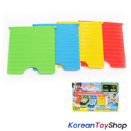 The Little Bus Tayo Extra Doors 4 pcs Set for Tayo Main Garage