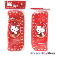 Hello Kitty Character Dining Tool Case with Zipper for Spoon Fork Chopsticks