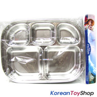 Disney Frozen Stainless Steel Food Tray for Kids Children BPA Free Made in Korea