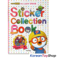 Pororo Mini Sticker Collection Book 11 Sheets 220 pcs Stickers Made in Korea