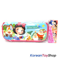 Disney Princess Snow White Case for Spoon Fork w/ Zipper / Made in Korea