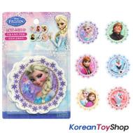 Disney Frozen Character Antislip non slip Stickers 6 Sheets Bath tub Bathroom