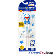 Doraemon Edison Training Chopsticks Kids Children Step 1 / Made in Korea