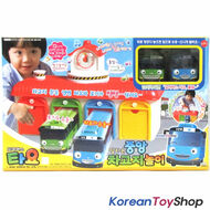 Little Bus Tayo - Bus Depot Center Playset (Tayo Rogi)