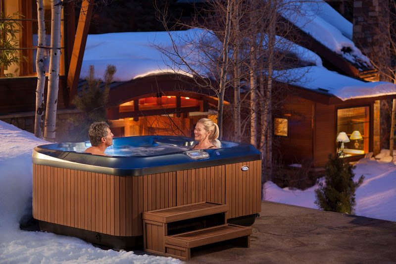 Hot Tub Fun and Hydrotherapy - Bradys