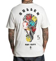 Sullen Gypsy Rose Tee  SULLEN-GYPSY