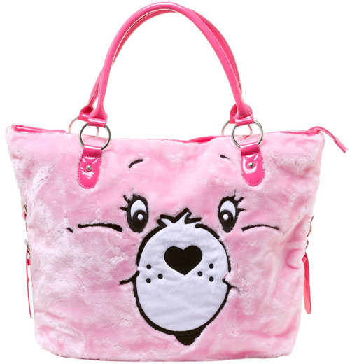 Iron Fist Care Bear Stare Tote Bag  IFW-05045
