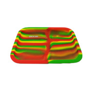 Canna Tonik Silicone Multi Color Dab Tray