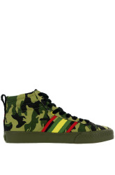Duane Peters Camo Hi Top Rasta Stripe IFM-VUL-12860