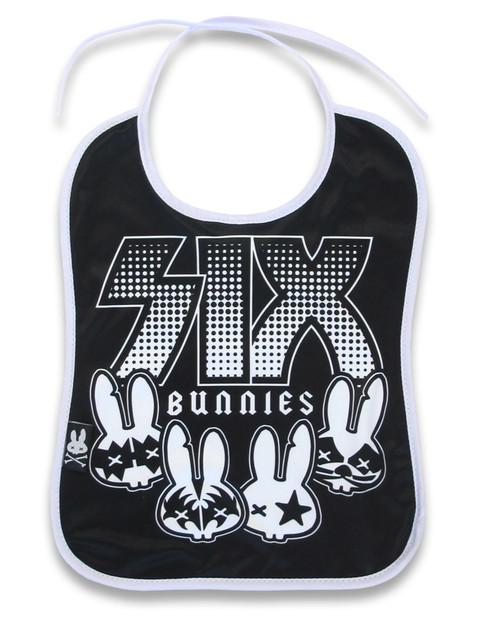 Rock Group Baby Bib BIB-030