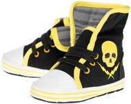 Skull and Bolt Baby Sneaker  SPKDSHOE-1