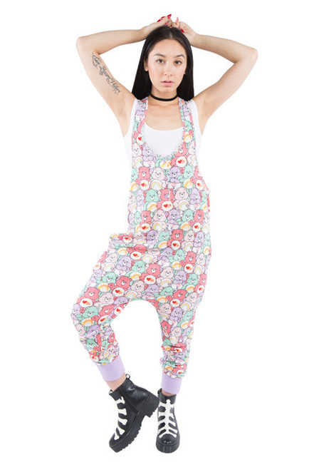 Grin & Bear It Romper IFW-004251