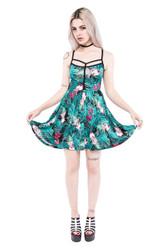 Midnight Mermaid Dress IFW-004346