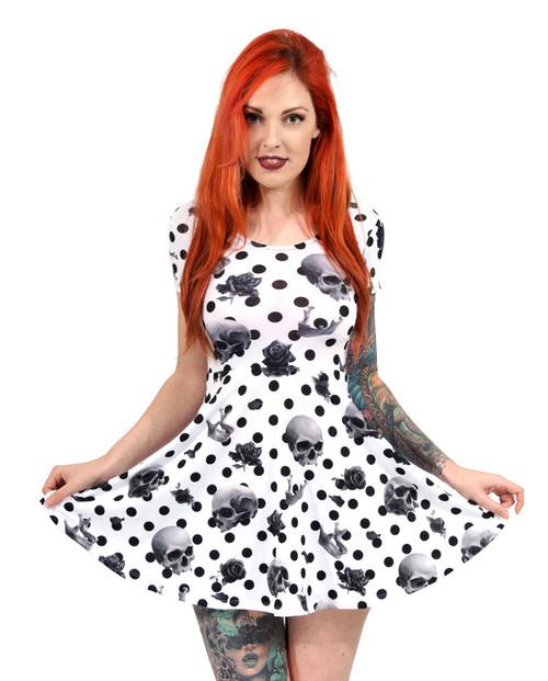 Liquorbrand Jaw Breaker Dress  DRESS-062