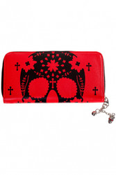 Banned Head Rush Wallet  WBN-1442-RB
