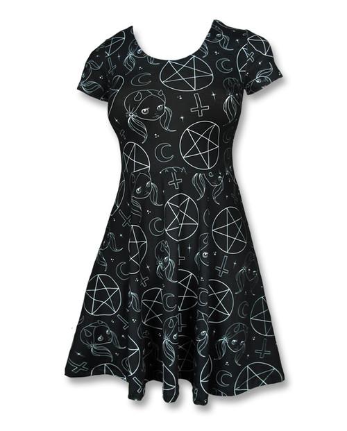 LIquorbrand Satana Dress  DRESS-063
