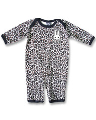 Six Bunnies Leo Tan Playsuit  KK-326