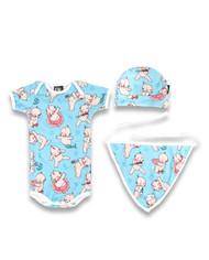 Six Bunnies Kewpie Baby Gift Set  SB/SET-015