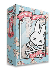 Six Bunnies Kewpie Baby Gift Set
