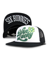 Six Bunnies Born Lucky Kid's Cap  SB/CAP-051